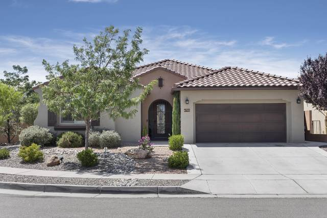 6701 Borde Abierto Street NW, Albuquerque, NM 87120 (MLS #1002962) :: Campbell & Campbell Real Estate Services