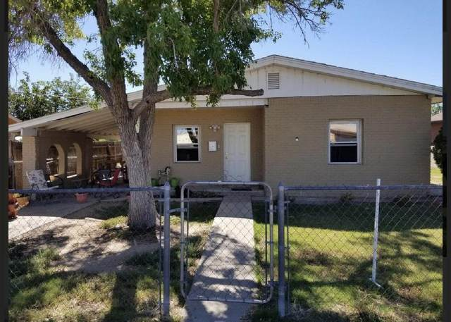 1005 Dillon Avenue, Belen, NM 87002 (MLS #1002967) :: Campbell & Campbell Real Estate Services