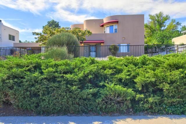 1207 Ridgecrest Drive SE, Albuquerque, NM 87108 (MLS #1002970) :: The Buchman Group