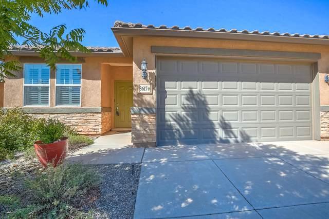 3617 Tierra Abierta Place NE, Rio Rancho, NM 87124 (MLS #1002972) :: Sandi Pressley Team