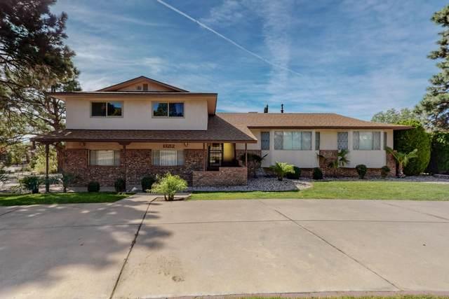 13212 Montgomery Boulevard NE, Albuquerque, NM 87111 (MLS #1002981) :: Keller Williams Realty