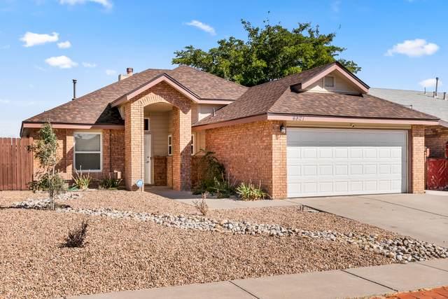 4821 Cutting Avenue NW, Albuquerque, NM 87114 (MLS #1002984) :: Sandi Pressley Team