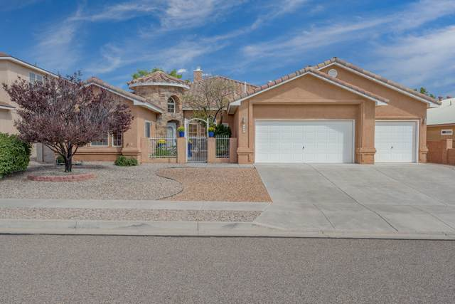 7265 Pisa Hills Road NE, Rio Rancho, NM 87144 (MLS #1002985) :: Sandi Pressley Team