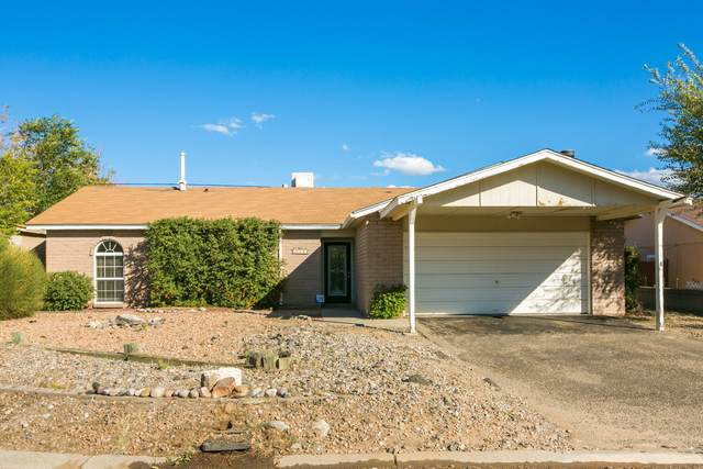 1305 Epic Court SE, Rio Rancho, NM 87124 (MLS #1002987) :: Sandi Pressley Team
