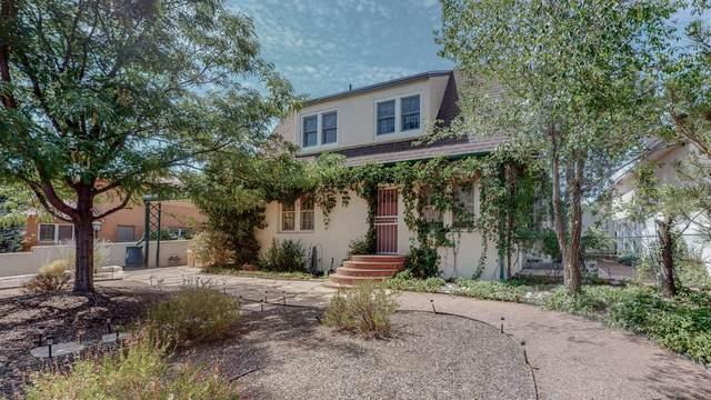 1309 Ridgecrest Drive SE, Albuquerque, NM 87108 (MLS #1003001) :: The Buchman Group