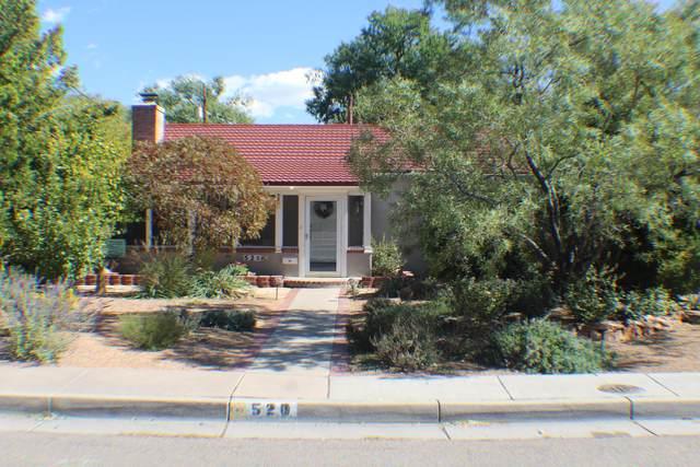 520 San Pasquale Avenue SW, Albuquerque, NM 87104 (MLS #1003002) :: Keller Williams Realty