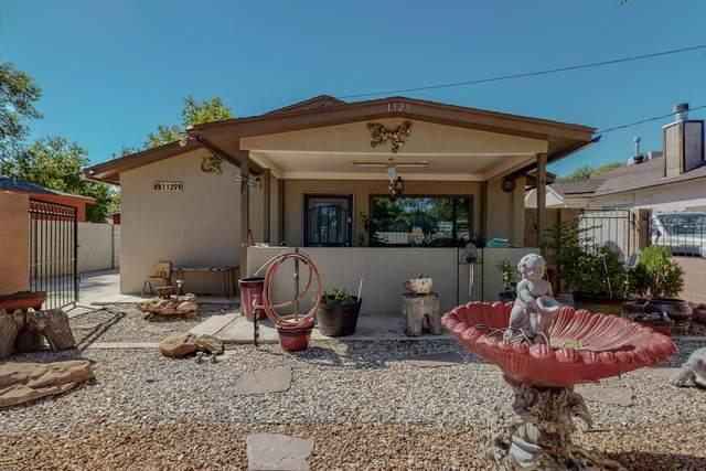 1129 La Vega Road SW, Albuquerque, NM 87105 (MLS #1003003) :: Campbell & Campbell Real Estate Services