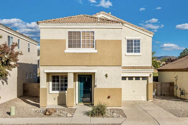 328 Cascabel Trail SE, Albuquerque, NM 87123 (MLS #1003006) :: Campbell & Campbell Real Estate Services