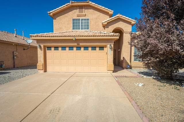 7439 Via Serenita SW, Albuquerque, NM 87121 (MLS #1003014) :: Keller Williams Realty