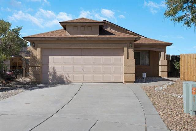 5951 Cygnus Avenue NW, Albuquerque, NM 87114 (MLS #1003020) :: Campbell & Campbell Real Estate Services