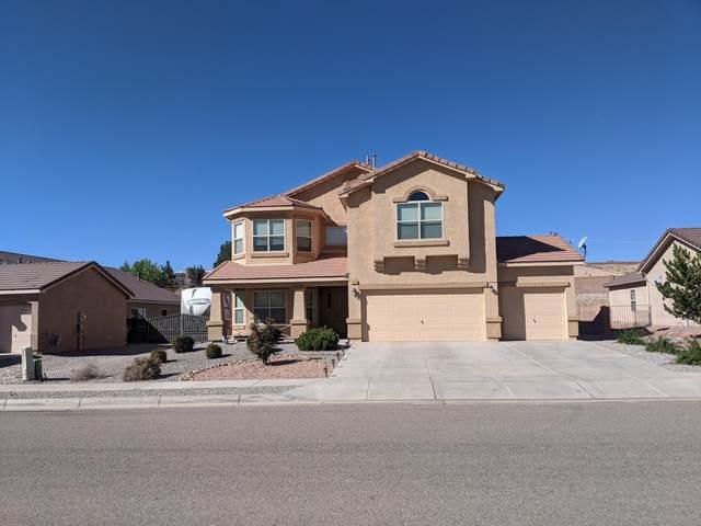 3900 Cholla Drive NE, Rio Rancho, NM 87144 (MLS #1003023) :: Keller Williams Realty