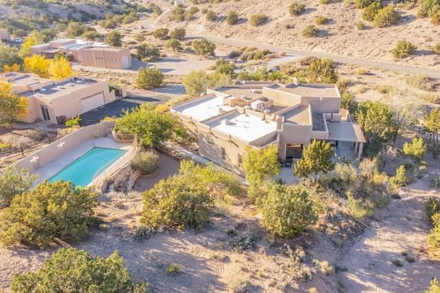 75 Vista Montana Loop, Placitas, NM 87043 (MLS #1003029) :: Campbell & Campbell Real Estate Services
