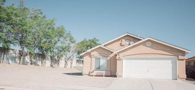 7709 S Desert Morning Road SW, Albuquerque, NM 87121 (MLS #1003035) :: Sandi Pressley Team