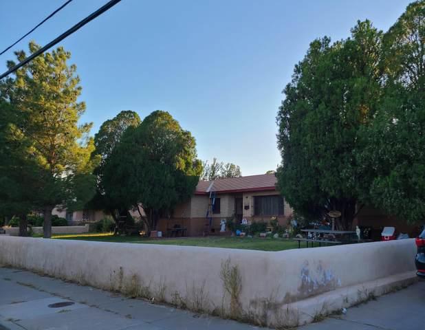 603 Park Street, Socorro, NM 87801 (MLS #1003043) :: Keller Williams Realty