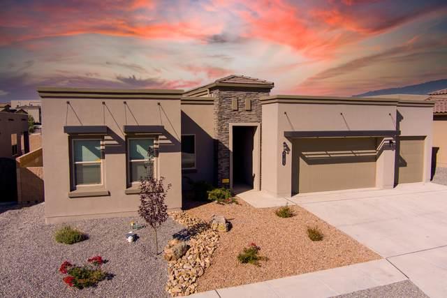2105 Roll Cloud Drive NW, Albuquerque, NM 87120 (MLS #1003044) :: Sandi Pressley Team