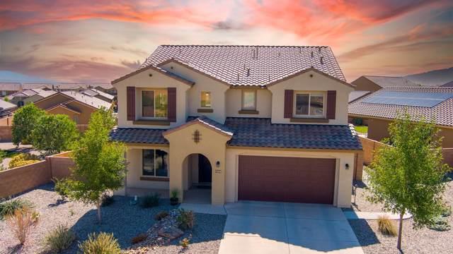 7104 Lookout Road NE, Rio Rancho, NM 87144 (MLS #1003045) :: Sandi Pressley Team