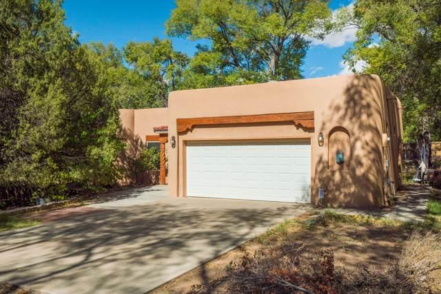 301-305 Nara Visa Road NW, Los Ranchos, NM 87107 (MLS #1003050) :: HergGroup Albuquerque