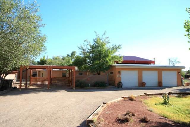 312 Nara Visa Road NW, Los Ranchos, NM 87107 (MLS #1003055) :: HergGroup Albuquerque