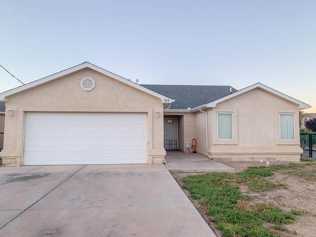1014 W Aragon Road, Belen, NM 87002 (MLS #1003058) :: Campbell & Campbell Real Estate Services