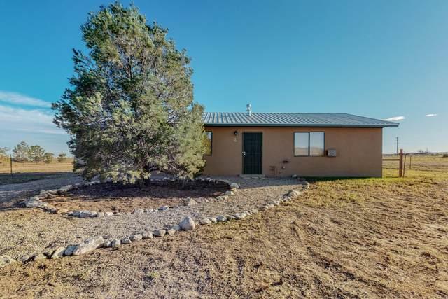 18 Adam Drive, Edgewood, NM 87015 (MLS #1003066) :: Keller Williams Realty
