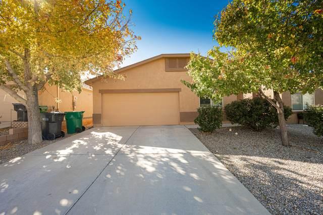 1128 Desert Paintbrush Loop NE, Rio Rancho, NM 87144 (MLS #1003071) :: HergGroup Albuquerque