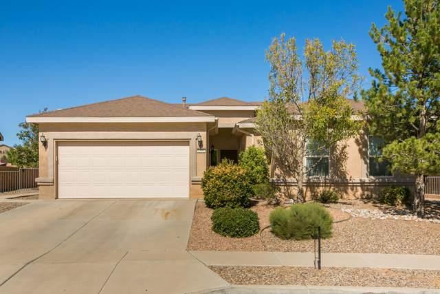 1350 Carnival Avenue NW, Los Lunas, NM 87031 (MLS #1003084) :: Berkshire Hathaway HomeServices Santa Fe Real Estate