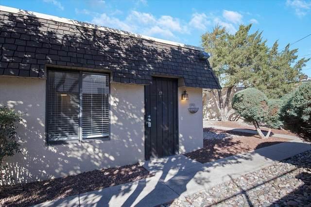 8333 Comanche Road NE 4A, Albuquerque, NM 87110 (MLS #1003087) :: Keller Williams Realty