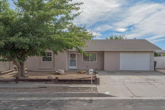 1448 Loma Hermosa Court NW, Albuquerque, NM 87105 (MLS #1003091) :: HergGroup Albuquerque