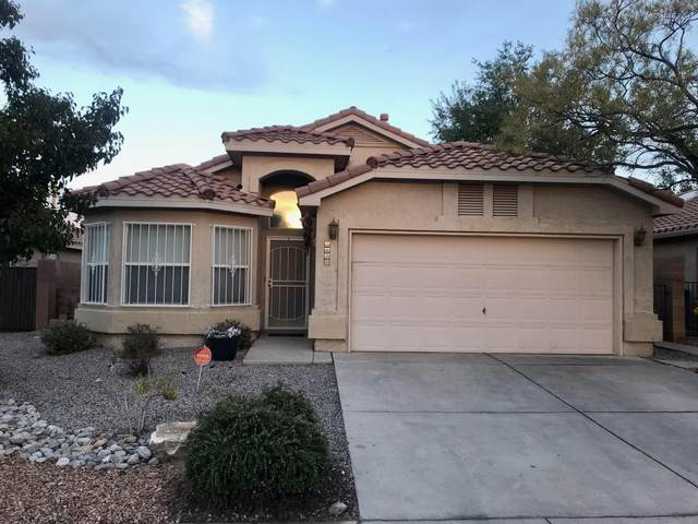 4936 Star Kachina Street NW, Albuquerque, NM 87120 (MLS #1003092) :: Campbell & Campbell Real Estate Services