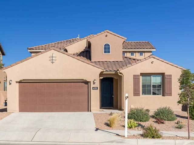 6332 Acadia Lane NE, Rio Rancho, NM 87144 (MLS #1003095) :: HergGroup Albuquerque