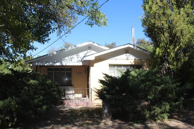 729 La Font Road SW, Albuquerque, NM 87105 (MLS #1003104) :: Berkshire Hathaway HomeServices Santa Fe Real Estate