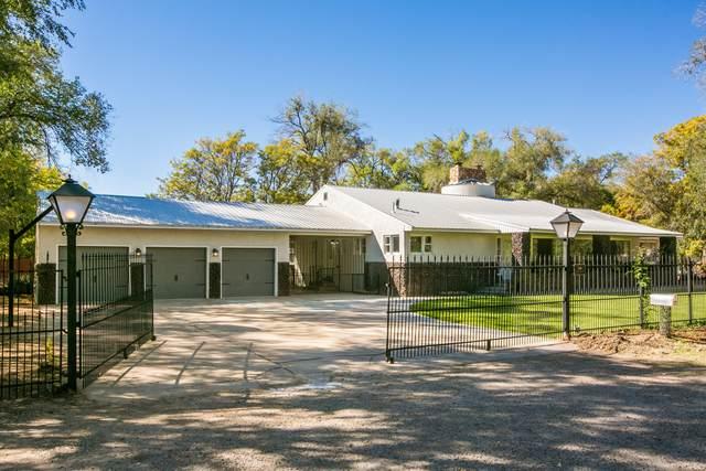 518 Pueblo Solano Road NW, Los Ranchos, NM 87107 (MLS #1003106) :: Campbell & Campbell Real Estate Services