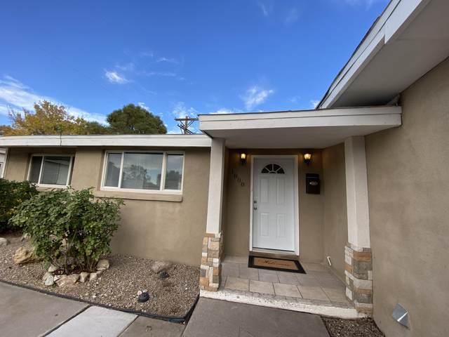 1808 Blume Street NE, Albuquerque, NM 87112 (MLS #1003107) :: Keller Williams Realty