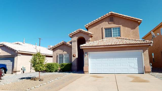 640 Via Canale SW, Albuquerque, NM 87121 (MLS #1003109) :: Campbell & Campbell Real Estate Services