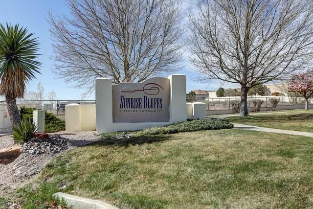 229 Sunrise Bluffs Drive, Belen, NM 87002 (MLS #1003110) :: Berkshire Hathaway HomeServices Santa Fe Real Estate