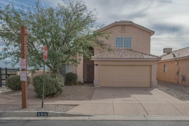 600 Via Canale SW, Albuquerque, NM 87121 (MLS #1003112) :: Campbell & Campbell Real Estate Services
