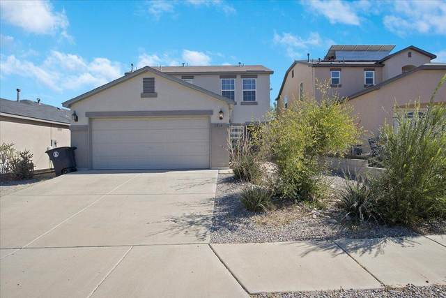 2520 Angel Drive NW, Albuquerque, NM 87120 (MLS #1003116) :: Keller Williams Realty
