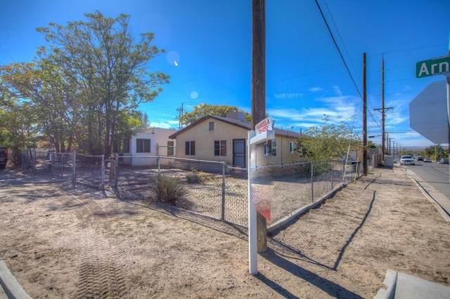 2001 Arno Street SE, Albuquerque, NM 87102 (MLS #1003117) :: Campbell & Campbell Real Estate Services
