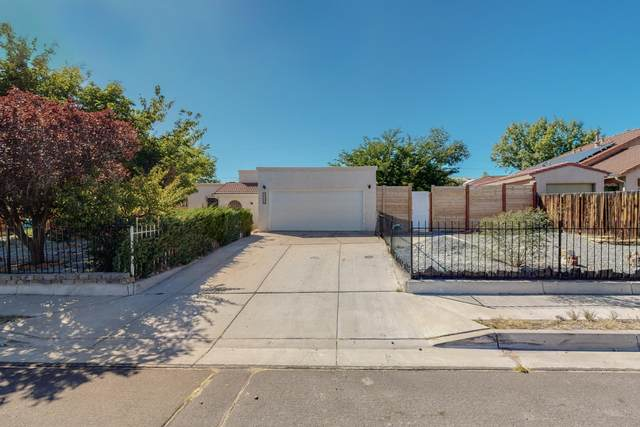 10617 Easy Street NW, Albuquerque, NM 87114 (MLS #1003123) :: Keller Williams Realty