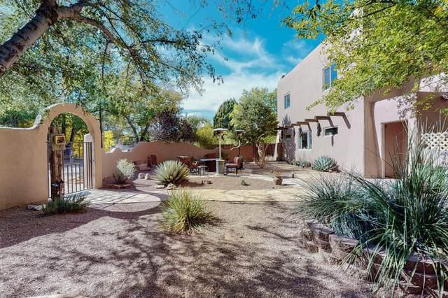 3214 Rio Grande Boulevard NW A, Albuquerque, NM 87107 (MLS #1003127) :: Campbell & Campbell Real Estate Services