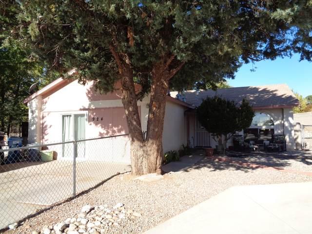 924 Juan De Jesus Court NE, Los Lunas, NM 87031 (MLS #1003129) :: Campbell & Campbell Real Estate Services