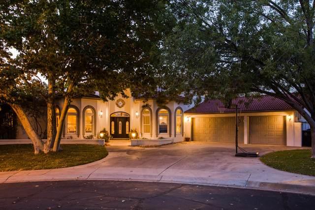 6401 Oak Hill NE, Albuquerque, NM 87111 (MLS #1003132) :: Campbell & Campbell Real Estate Services