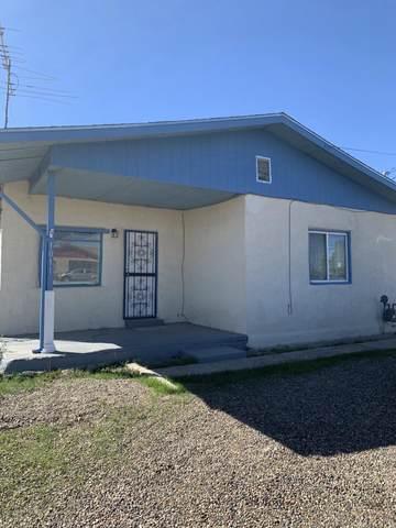 1011 Camino Del Llano, Belen, NM 87002 (MLS #1003133) :: Campbell & Campbell Real Estate Services