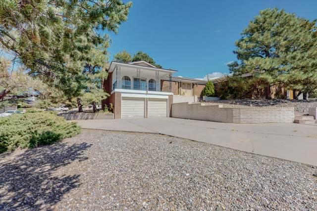 12901 Montgomery Boulevard NE, Albuquerque, NM 87111 (MLS #1003135) :: Keller Williams Realty
