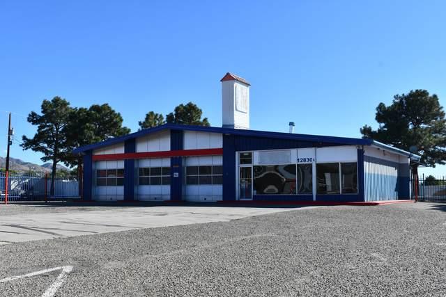 12830 Central Avenue SE, Albuquerque, NM 87123 (MLS #1003139) :: Keller Williams Realty