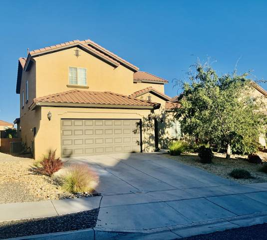 430 Palo Alto Drive NE, Rio Rancho, NM 87124 (MLS #1003144) :: Keller Williams Realty