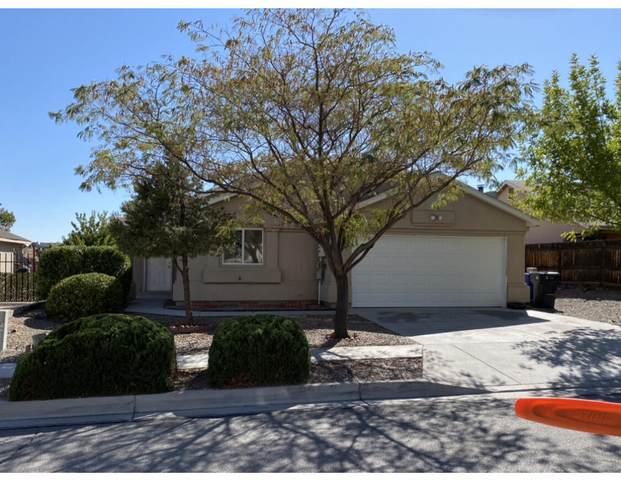 5756 Carmen Avenue NE, Albuquerque, NM 87114 (MLS #1003147) :: Keller Williams Realty