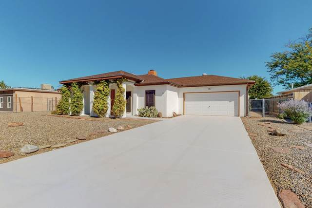 92 Horner Street, Belen, NM 87002 (MLS #1003152) :: Keller Williams Realty