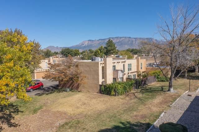 59 Plaza De La Noche Ne, Albuquerque, NM 87109 (MLS #1003162) :: Campbell & Campbell Real Estate Services