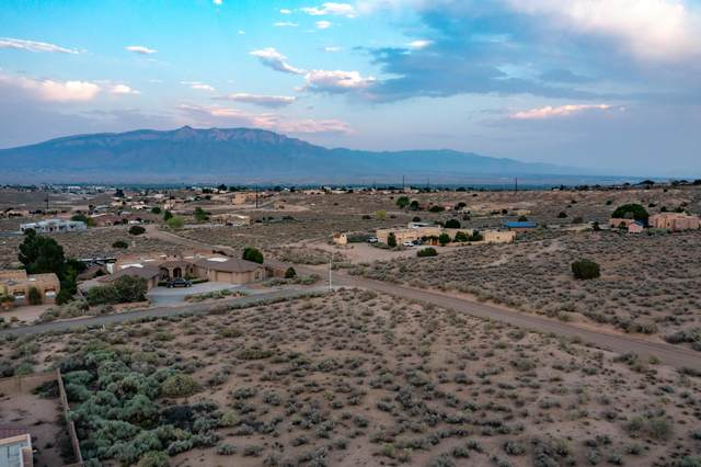 1301 45th Street NE, Rio Rancho, NM 87144 (MLS #1003163) :: Keller Williams Realty